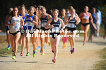 NCAA CROSS COUNTRY:  OCT 11 2014 Royals Cross Country Challenge