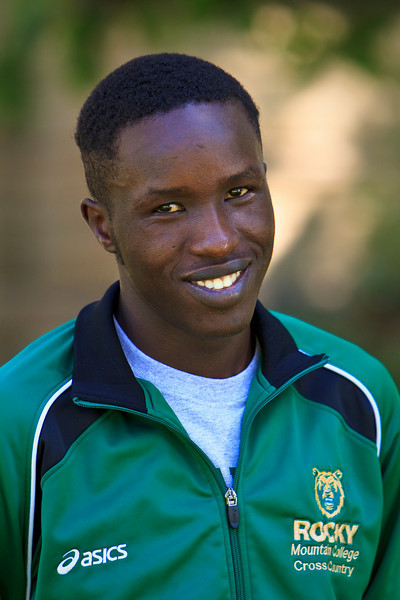 Noah Kiprono<br /> <br /> Career Bests:<br /> 5k: 15:25 (cross-country)<br /> 8k: 25:08 (cross-country) <br /> <br /> Class: Sophomore<br /> Major: Computer Science<br /> Hometown: Nairobi, Kenya<br /> Previous School: Chebwagan HS<br /> Parents: