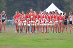 NCAA CROSS COUNTRY:  SEP 25 Charlotte Invitational