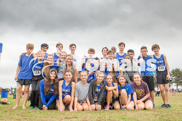2015 Cross Country Sectionals