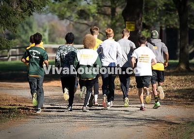 Loudoun Valley Boys Cross Country Team