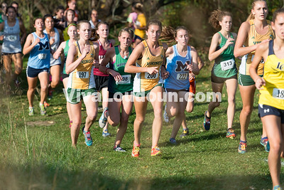 200 Loudoun Valley (21:30.7), 313 Woodgrove (22:19.4), 197 Loudoun Valley (22:40.5), 308 Woodgrove (22:27.4)