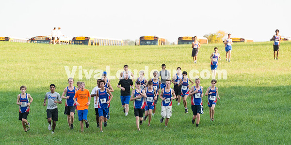 Cross Country: 2016 LCPS Championships 10.19.16 (by Chas Sumser)