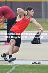 NCAA TRACK AND FIELD:  MAR 25 2016 Winthrop Adidas Invitational