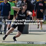 NCAA TRACK: MAR 24 WInthrop Invitational
