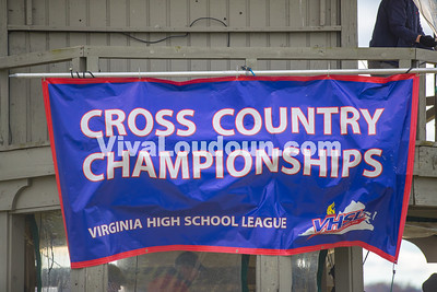 Cross Country, 5A State Championship