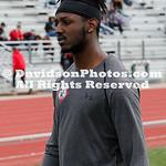 NCAA TRACK & FIELD:  MAR 16 2019 UNC 49er Classic