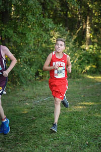 9-29-18 Bluffton JH Cross Country at Kalida-100