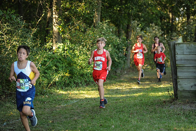 9-29-18 Bluffton JH Cross Country at Kalida-96