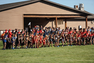9-29-18 Bluffton JH Cross Country at Kalida-43