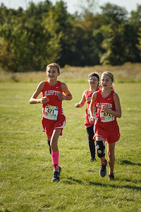 9-29-18 Bluffton JH Cross Country at Kalida-9
