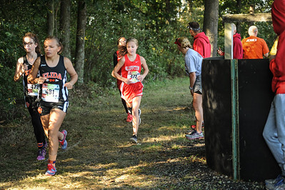9-29-18 Bluffton JH Cross Country at Kalida-21