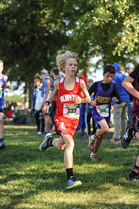 9-29-18 Bluffton JH Cross Country at Kalida-89