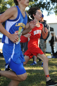 9-29-18 Bluffton JH Cross Country at Kalida-88