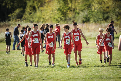 9-29-18 Bluffton JH Cross Country at Kalida-32