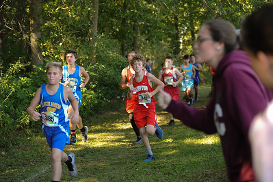 9-29-18 Bluffton JH Cross Country at Kalida-68