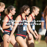 NCAA CROSS COUNTRY:  OCT 11 2019 Royals Cross Country Challenge