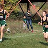 The Northridge boys cross country team won the sectional championship at Ox Bow Park Saturday behind four runners finishing in the top eight overall.