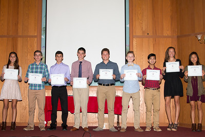 Sophomore Cross Country Team