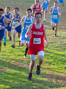 Cross Country (19 Oct 2016)