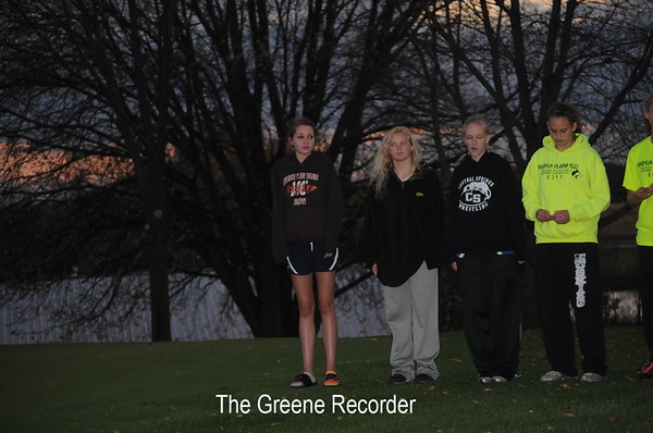 Cross Country Conference Meet