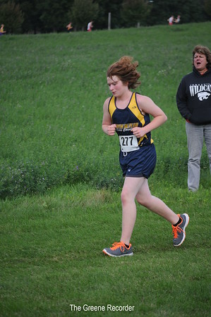 Cross Country at Waverly