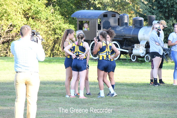 Cross Country at Osage