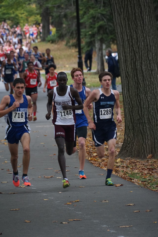 Essex County Cross Country Championships--October 31, 2014