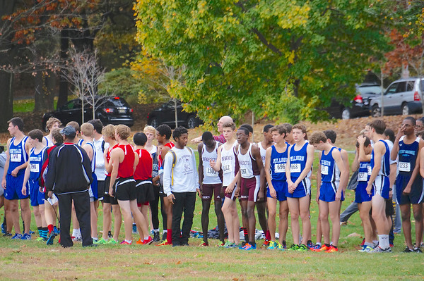 Essex County X-Country Championships--Oct2013
