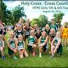 Holy Cross Meet - August 26, 2015 :