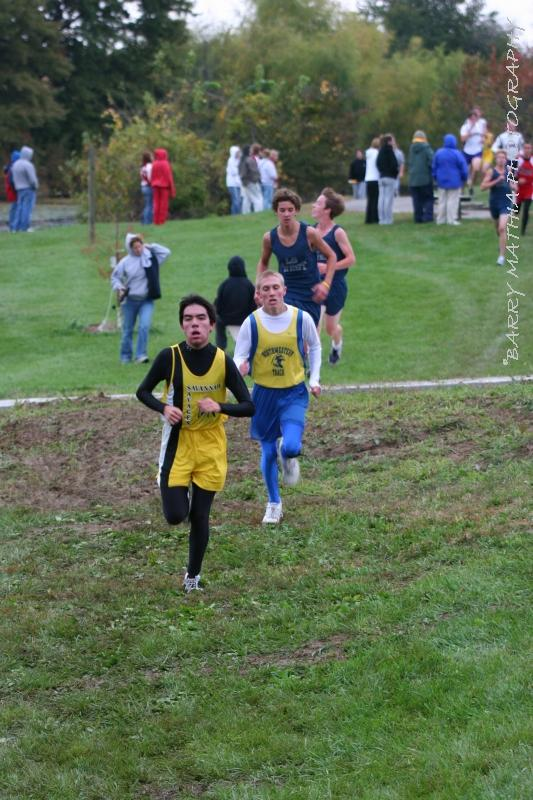 Lawson Cross Country at Richmond 102005 025
