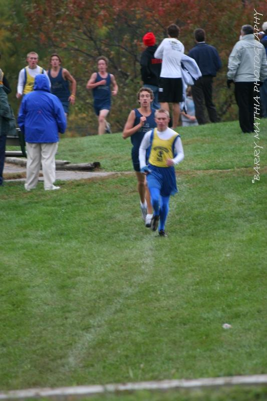 Lawson Cross Country at Richmond 102005 009