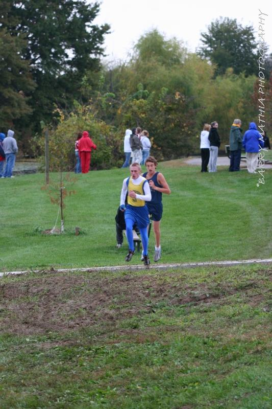 Lawson Cross Country at Richmond 102005 013