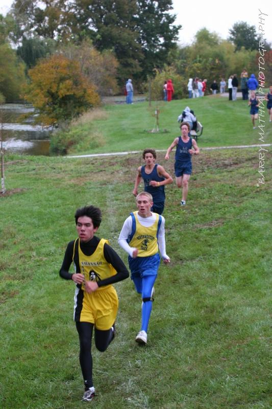 Lawson Cross Country at Richmond 102005 029