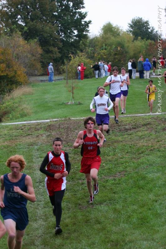 Lawson Cross Country at Richmond 102005 040
