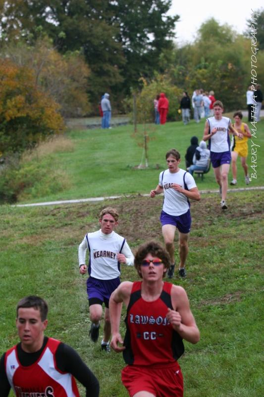 Lawson Cross Country at Richmond 102005 042