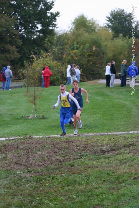 Lawson Cross Country at Richmond 102005 014