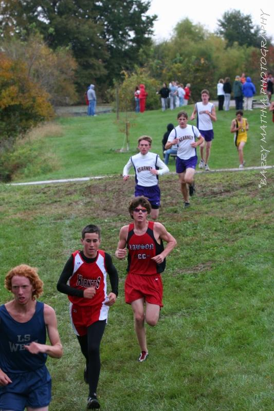 Lawson Cross Country at Richmond 102005 041