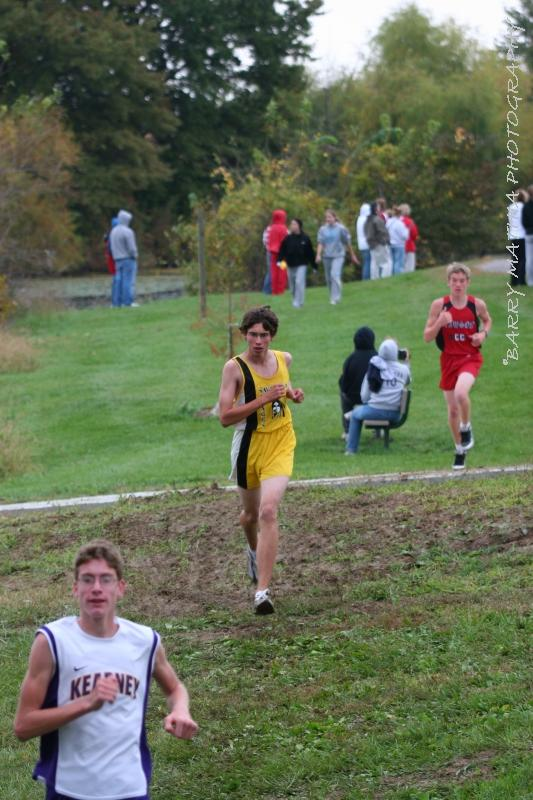 Lawson Cross Country at Richmond 102005 045
