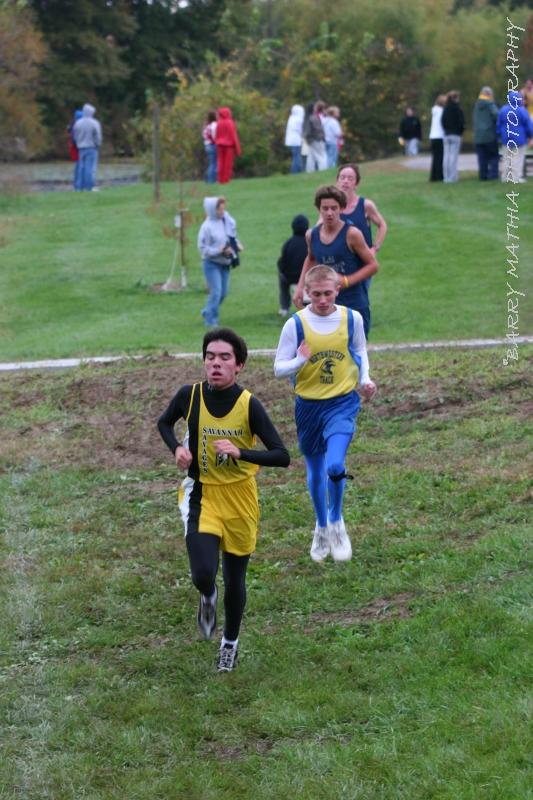 Lawson Cross Country at Richmond 102005 026