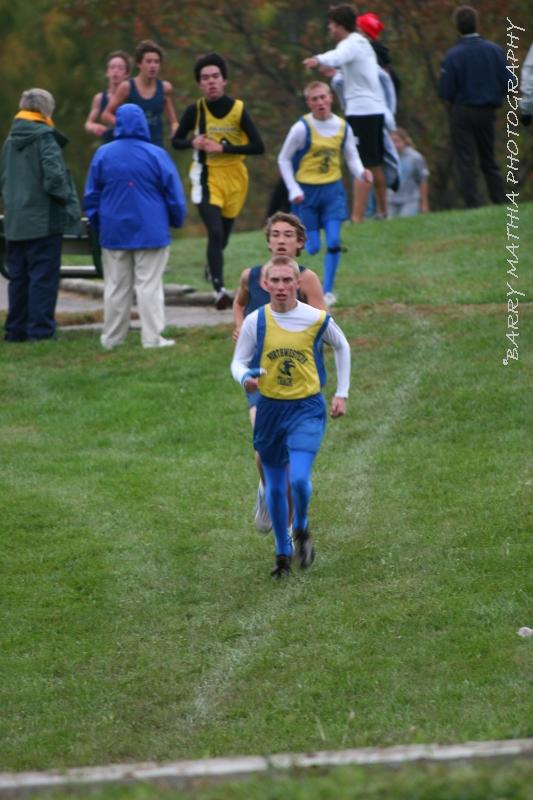 Lawson Cross Country at Richmond 102005 011