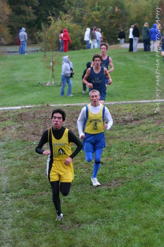 Lawson Cross Country at Richmond 102005 027
