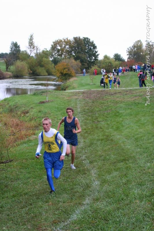 Lawson Cross Country at Richmond 102005 023