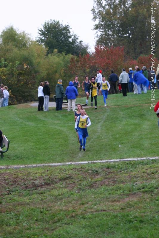 Lawson Cross Country at Richmond 102005 012