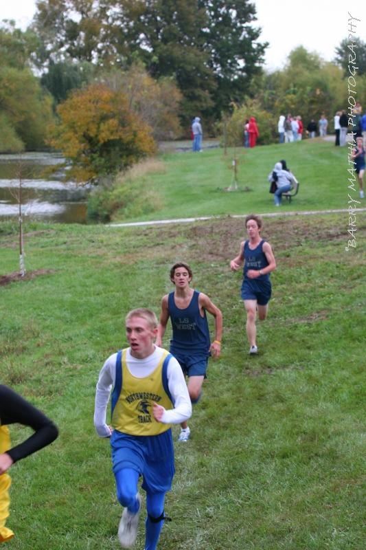 Lawson Cross Country at Richmond 102005 030