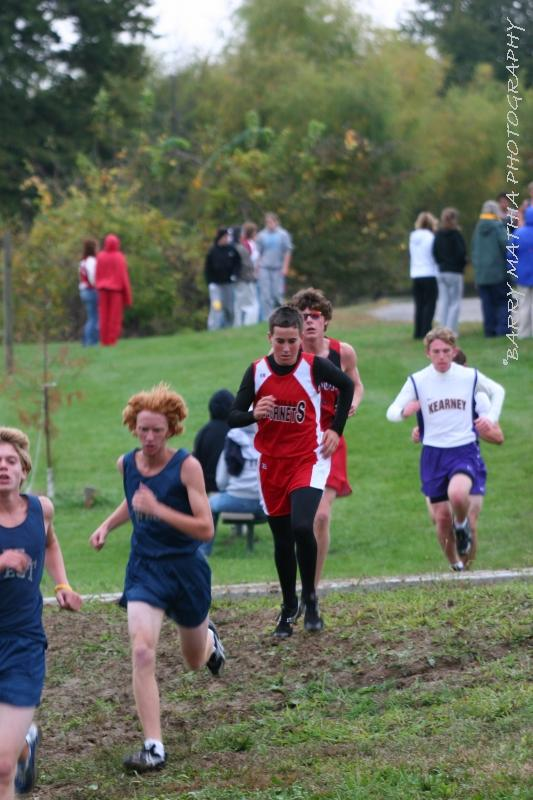 Lawson Cross Country at Richmond 102005 036
