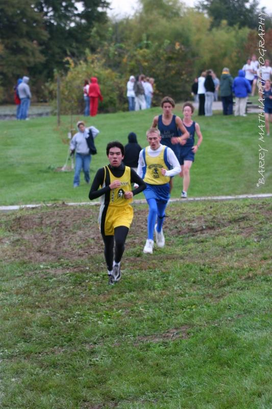 Lawson Cross Country at Richmond 102005 024