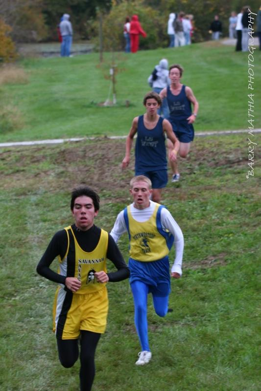 Lawson Cross Country at Richmond 102005 028