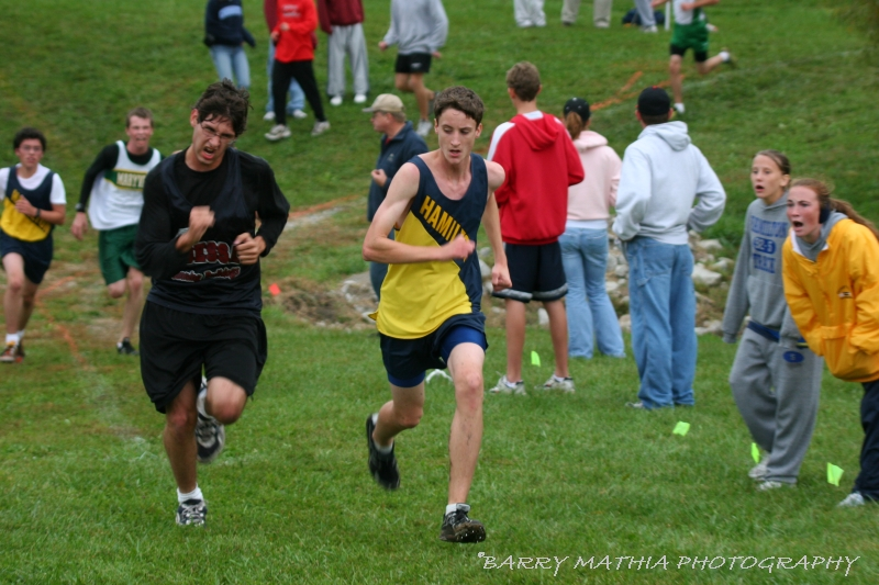 Lawson Cross Country at Richmond 102005 003