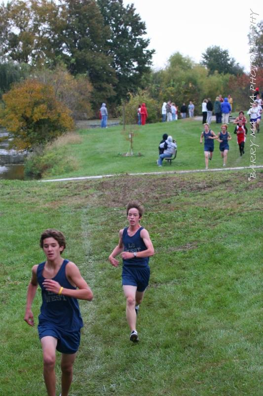 Lawson Cross Country at Richmond 102005 031